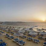 пляж отеля Sultan Gardens Resort