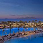 территория отеля Sultan Gardens Resort