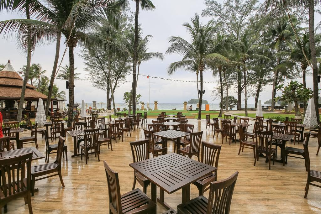 ресторан отеля Kata Beach Resort & Spa