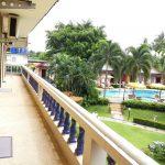 терраса отеля Andaman Seaside Resort