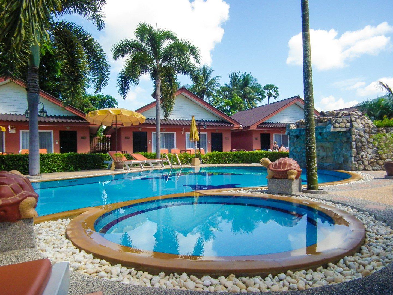 бассейн отеля Andaman Seaside Resort
