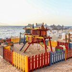 детская площадка отеля Sultan Gardens Resort