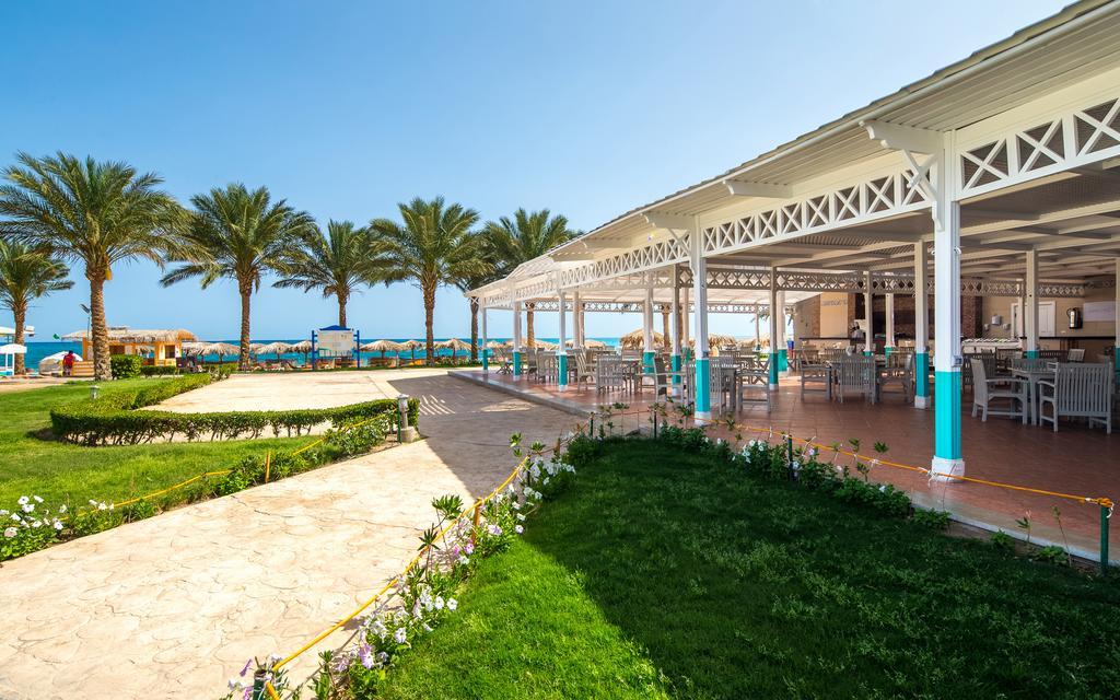 ресторан отеля Caribbean World Resort Soma Bay