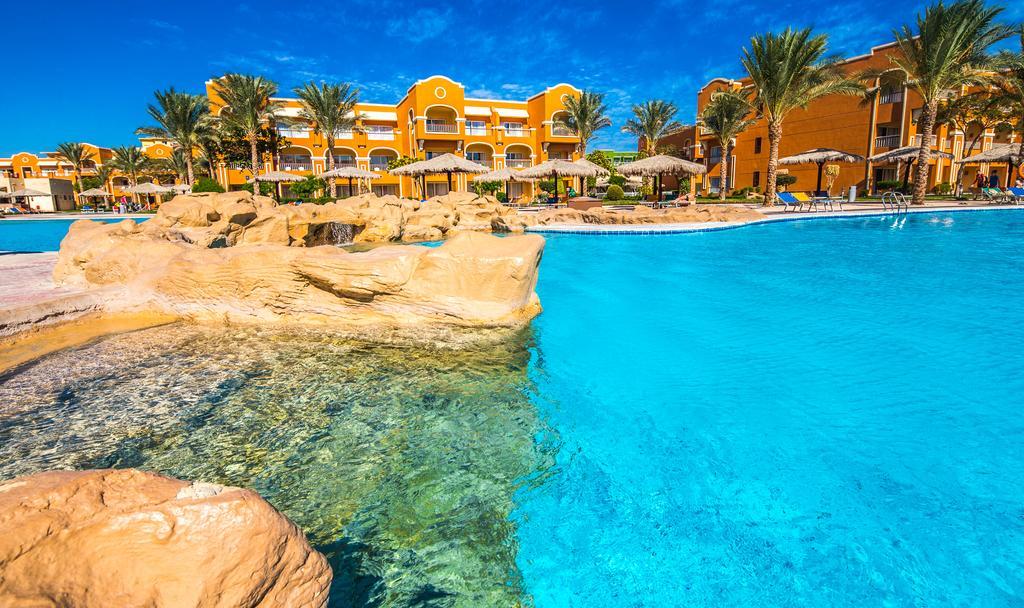 бассейн отеля Caribbean World Resort Soma Bay