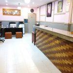 ресепшн отеля Andaman Seaside Resort