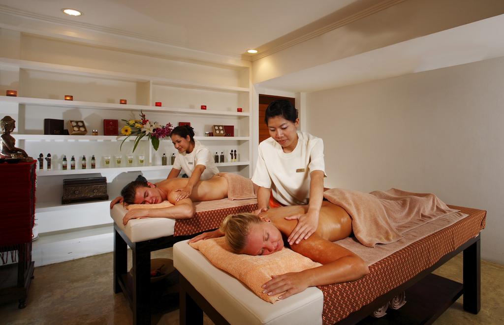 спа отеля Centara Kata Resort Phuket