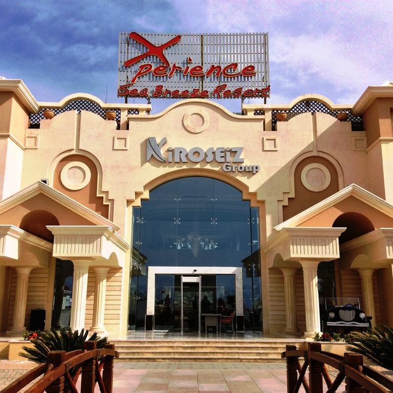 корпус отеля Xperience Sea Breeze Resort