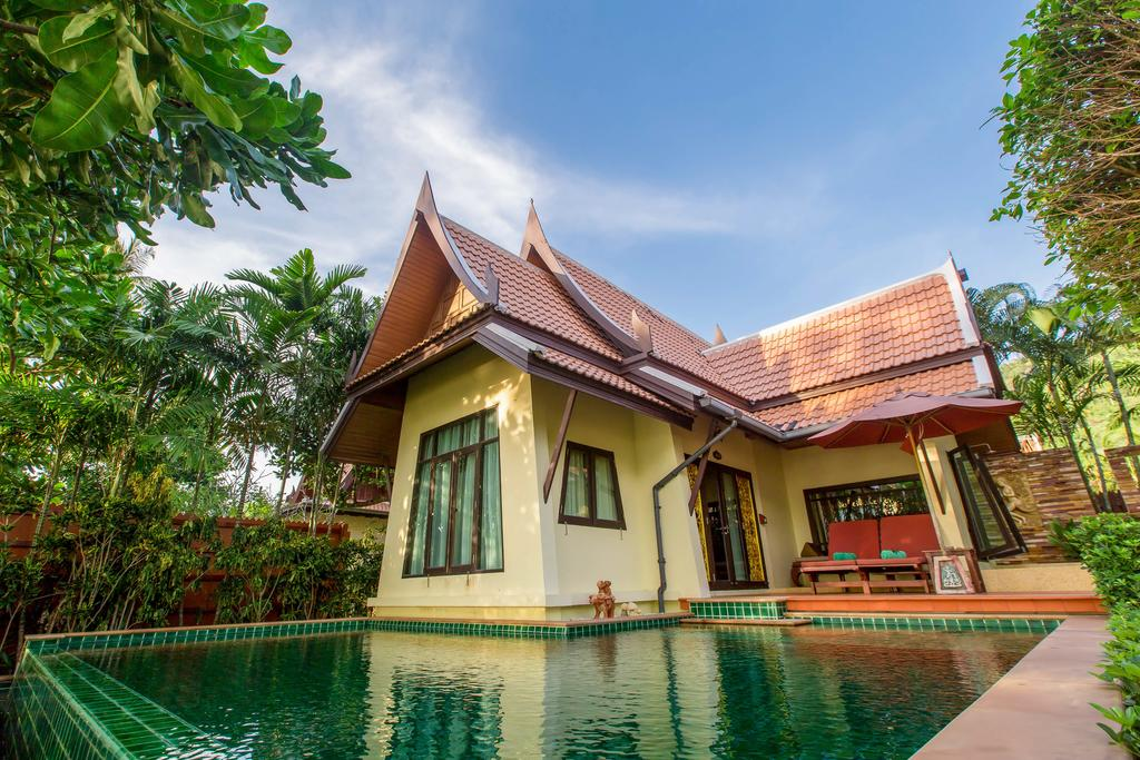 корпус отеля Koh Chang Paradise Resort