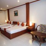 номер отеля Andaman Seaside Resort