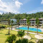территория отеля Katathani Phuket Beach Resort