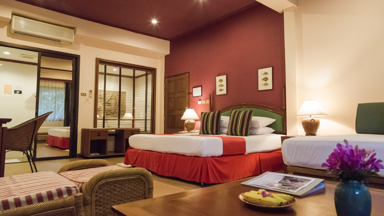 номер отеля White House Beach Resort & SPA