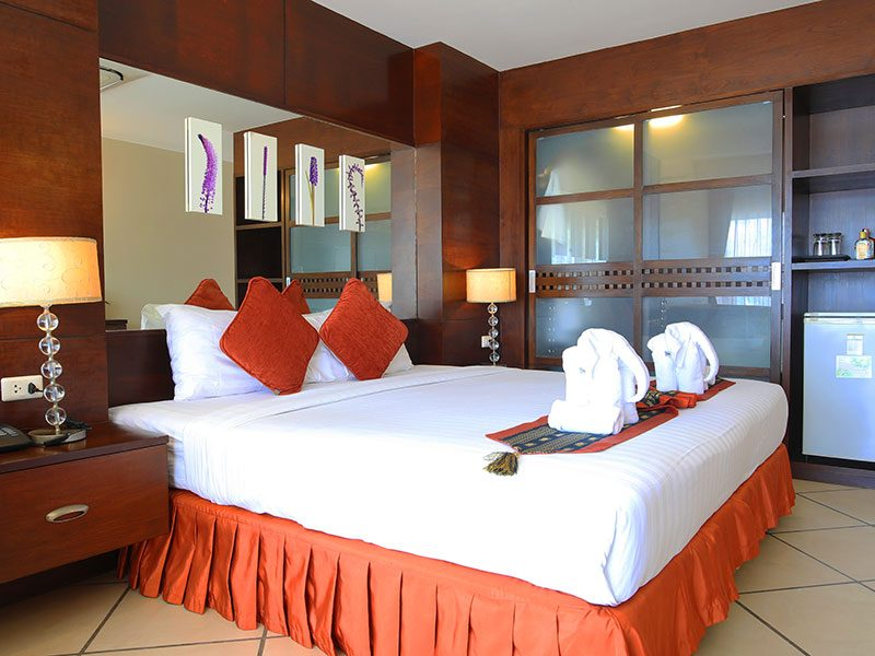 номер отеля Baan Boa Resort