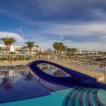 бассейн отеля Monte Carlo Sharm Resort & SPA