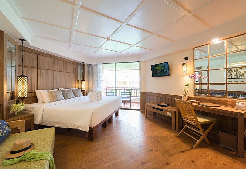 номер отеля Katathani Phuket Beach Resort