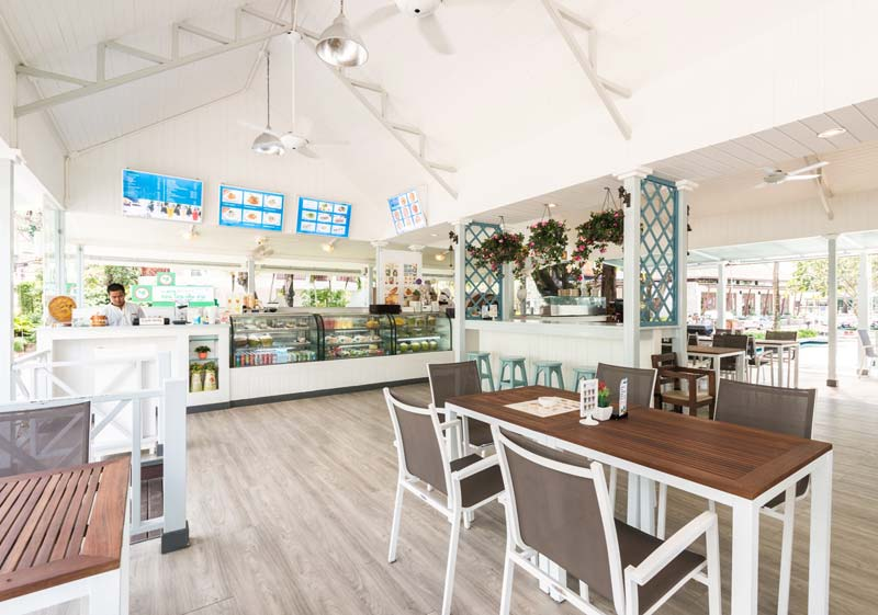 ресторан отеля Katathani Phuket Beach Resort
