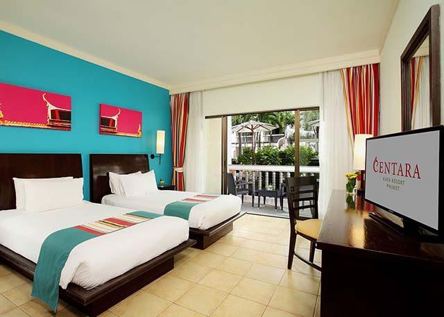 номер отеля Centara Kata Resort Phuket