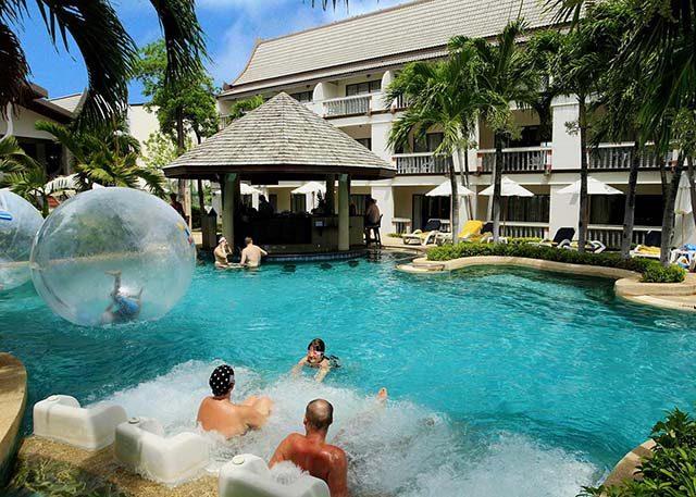 бассейн отеля Centara Kata Resort Phuket