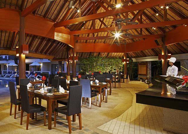 ресторан отеля Centara Kata Resort Phuket