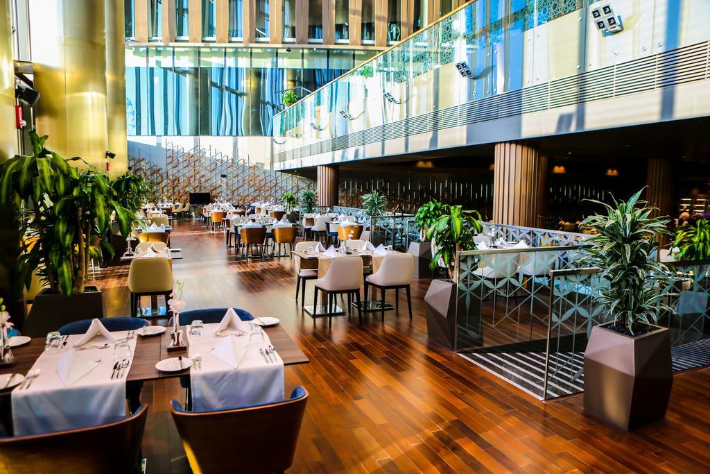 ресторан отеля Rixos Premium Dubai