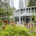 территория отеля Habtoor Grand Resort, Autograph Collection