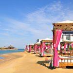 пляж отеля Sunrise Crystal Bay Resort