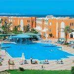 территория отеля Sunrise Select Garden Beach Resort