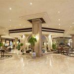 холл отеля Sunrise Select Garden Beach Resort