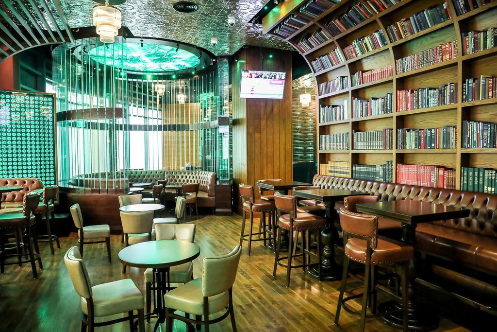 ресторан отеля Hilton Dubai Jumeirah