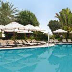 бассейн отеля Hilton Dubai Jumeirah