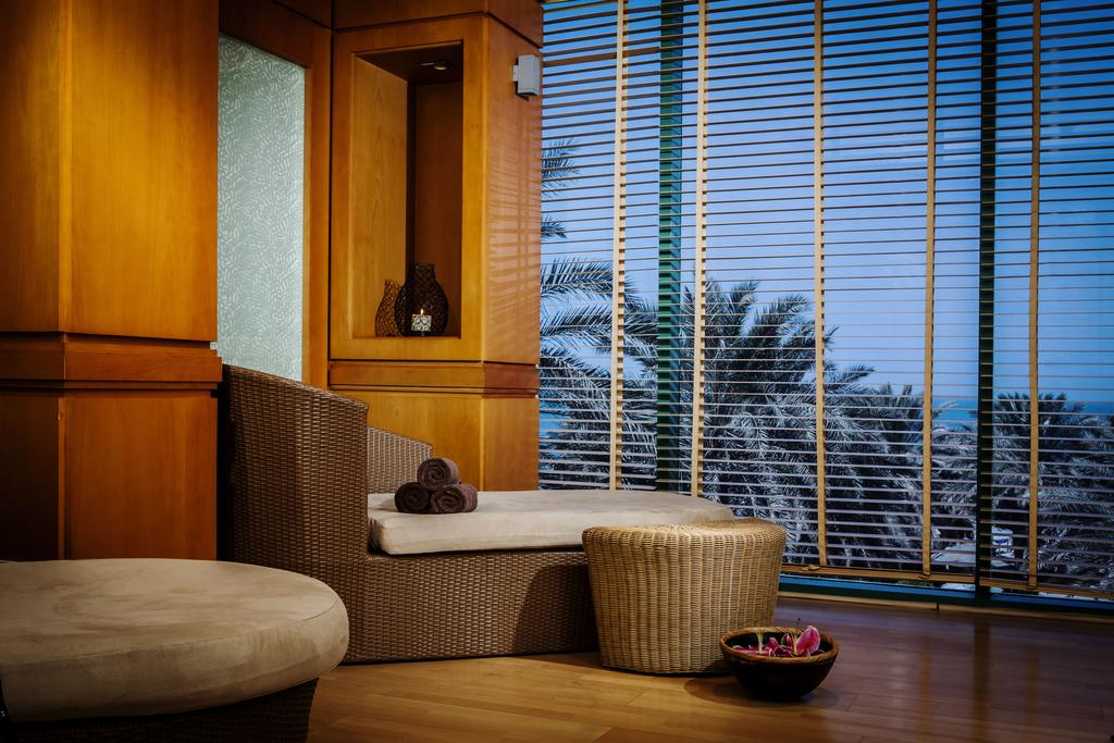спа отеля Hilton Dubai Jumeirah