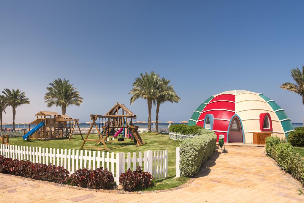 детская площадка отеля Barcelo Tiran Sharm