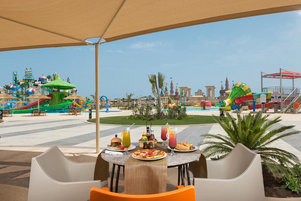 ресторан отеля Albatros Aqua Park