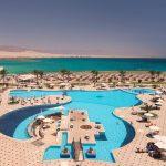 территория отеля Barcelo Tiran Sharm