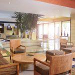 ресепшн отеля Novotel Sharm El Sheikh Beach