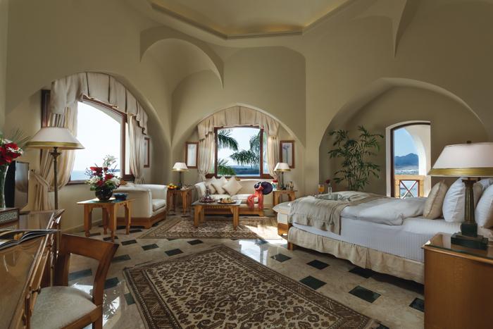 номер отеля Movenpick Resort Sharm El Sheikh Naama Bay