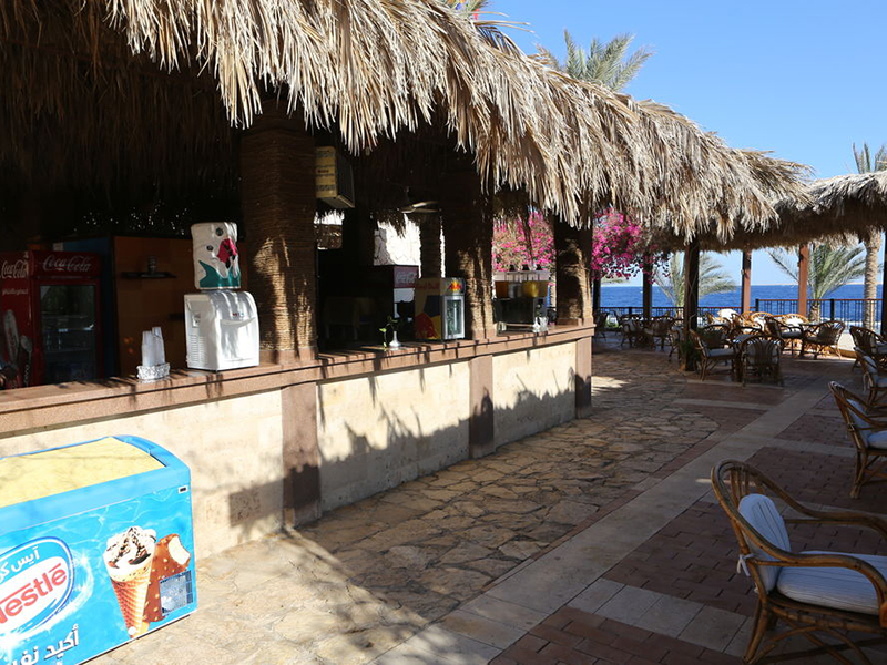 бар отеля Tamra Beach Resort