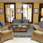 лобби отеля Tamra Beach Resort
