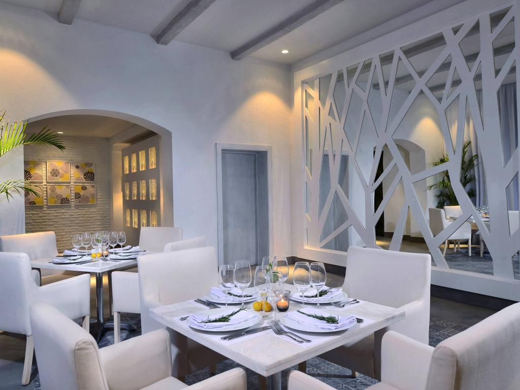 ресторан отеля Steigenberger Alcazar