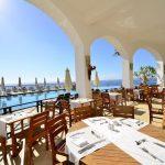 ресторан отеля Reef Oasis Blue Bay Resort & Spa