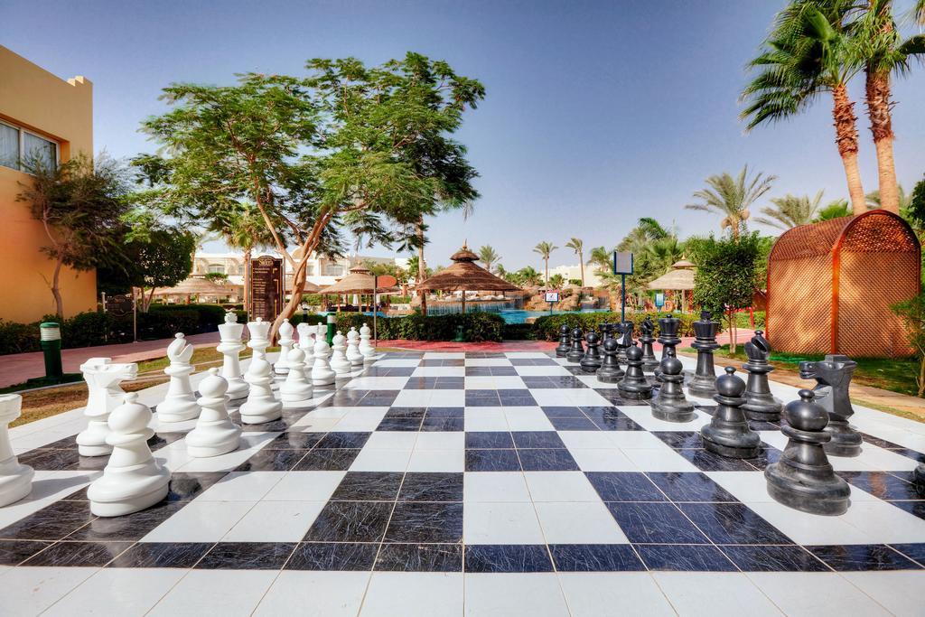 территория отеля Sierra Resort
