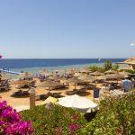пляж отеля Sierra Resort