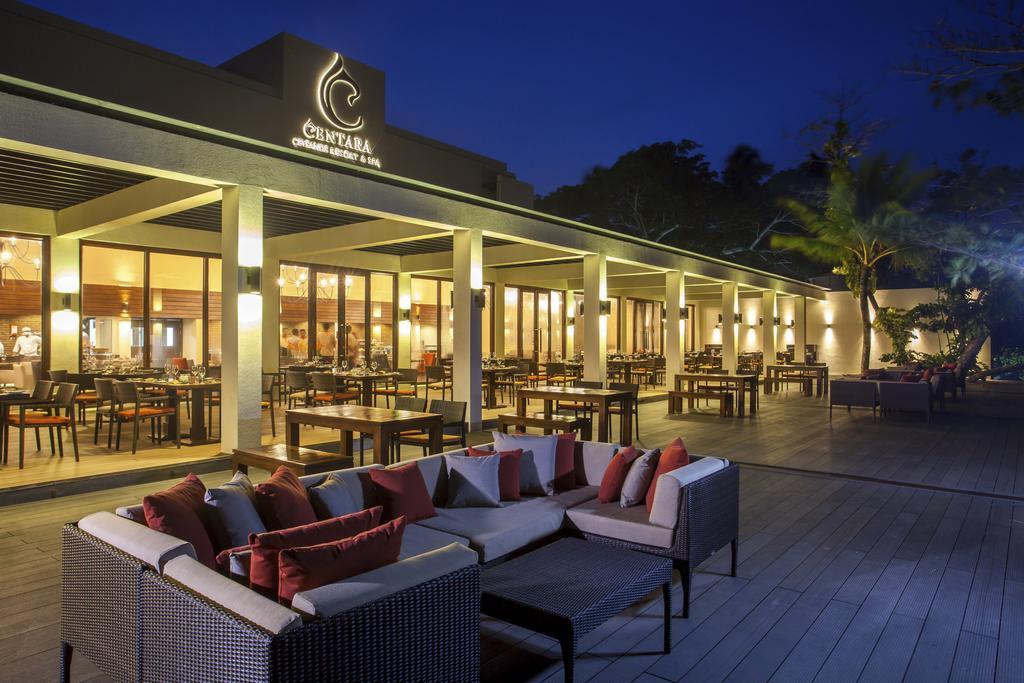 ресторан отеля Centara Ceysands Resort & Spa