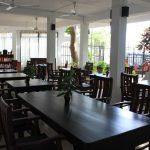ресторан отеля Unawatuna Beach Bungalow Hotel