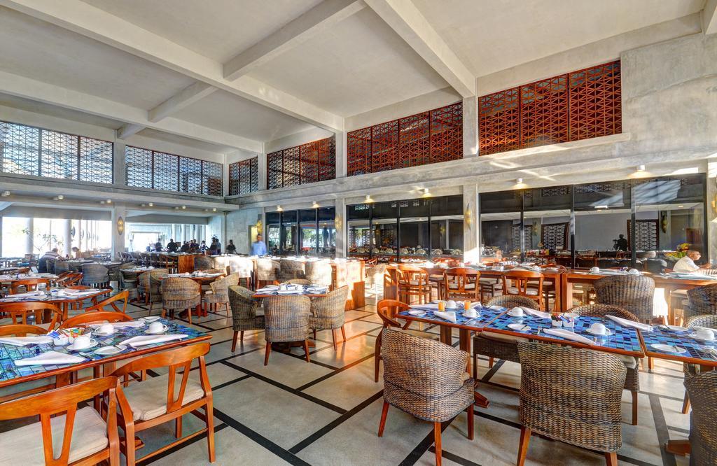 ресторан отеля Cinnamon Bey
