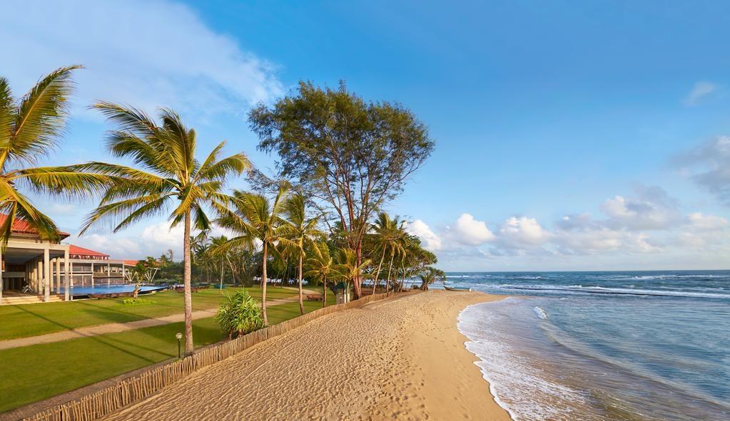 пляж отеля Cinnamon Bey