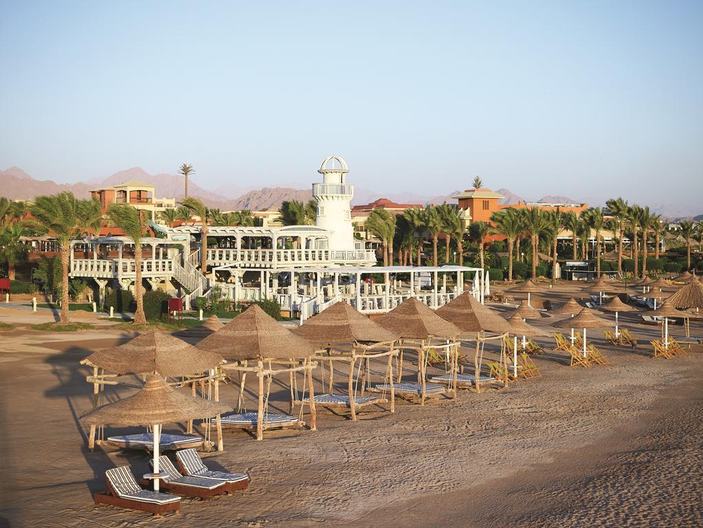пляж отеля Coral Sea Holiday Village Resort