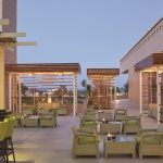 ресторан отеля Coral Sea Holiday Village Resort