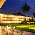 ресторан отеля Villa Ocean View