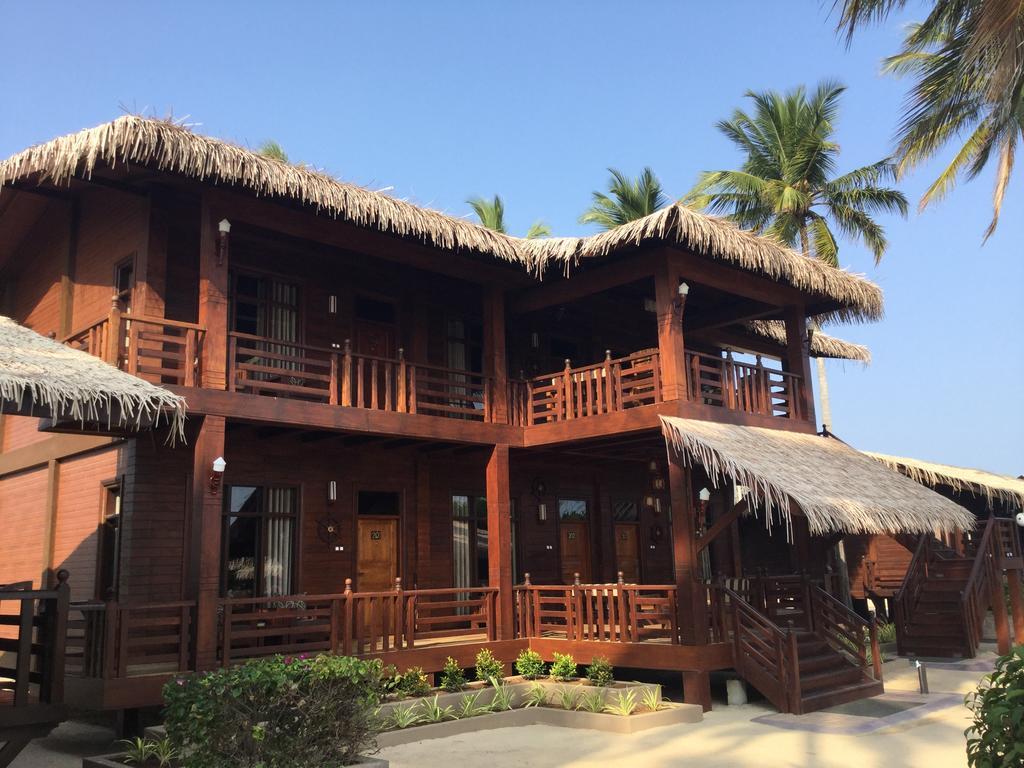 корпус отеля Nilaveli Beach Hotel