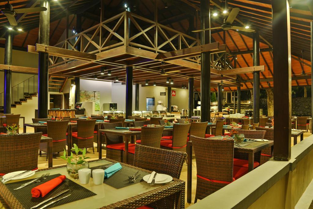 ресторан отеля Portofino Resort Tangalle